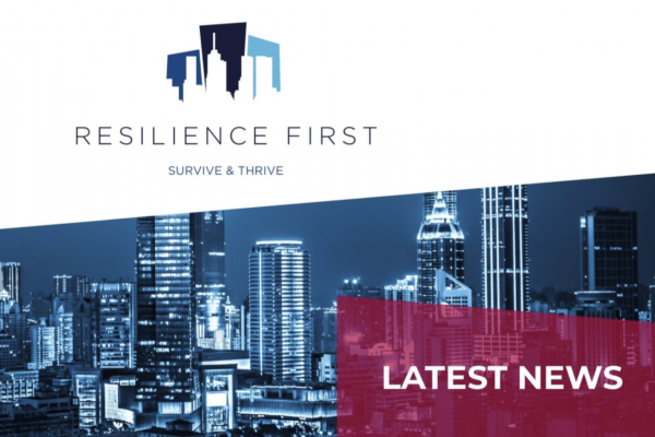 The latest Resilience First newsletter is out now.